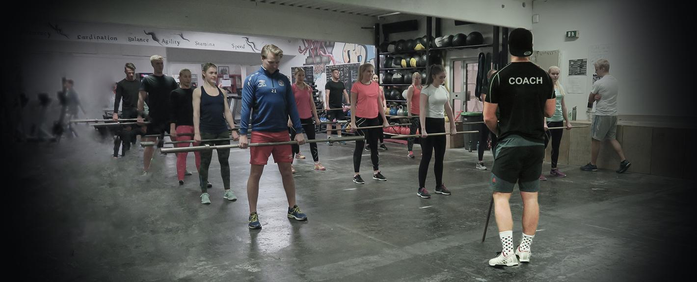 Introkurs i CrossFit