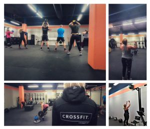 CrossFit WOD. Foto © Copyright CFGD AS.